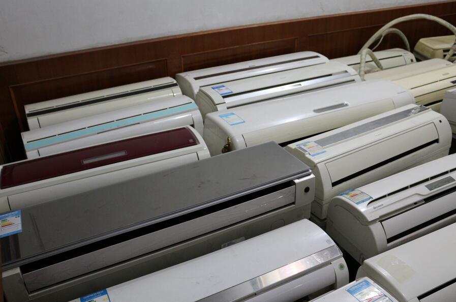 苏州回收空调:挂机空调回收